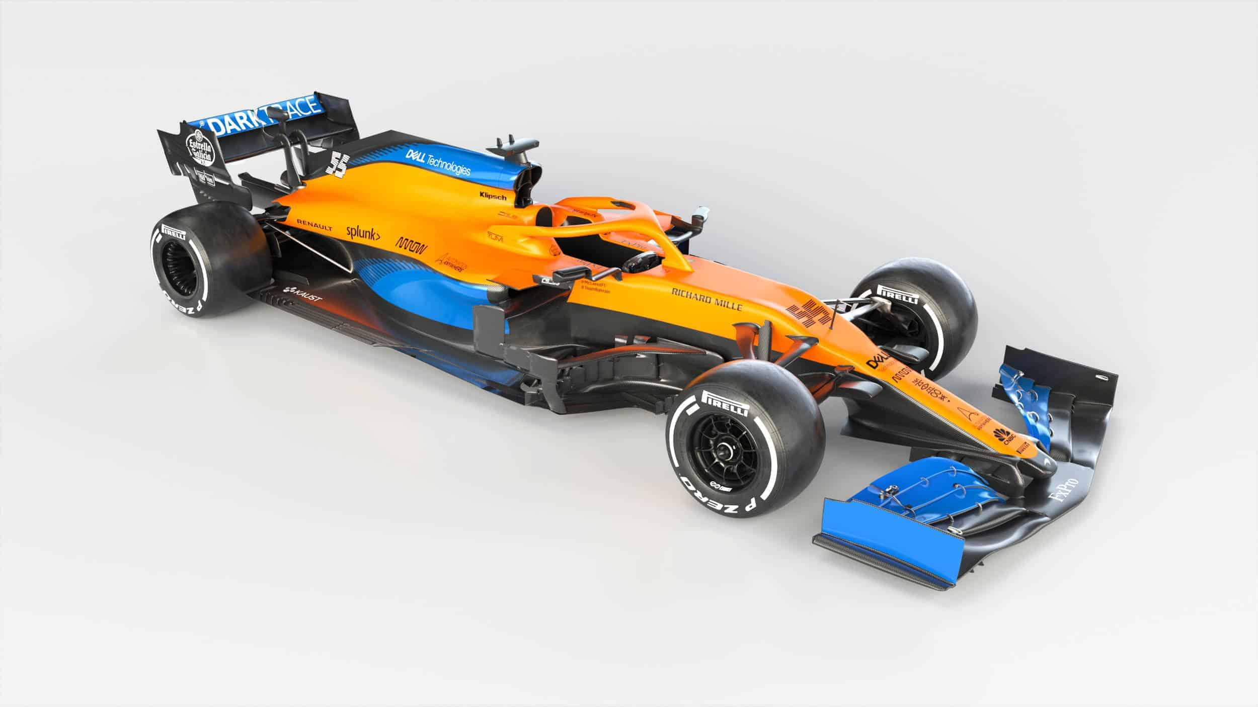 McLaren F1 2020 MCL35 1 Photo McLaren
