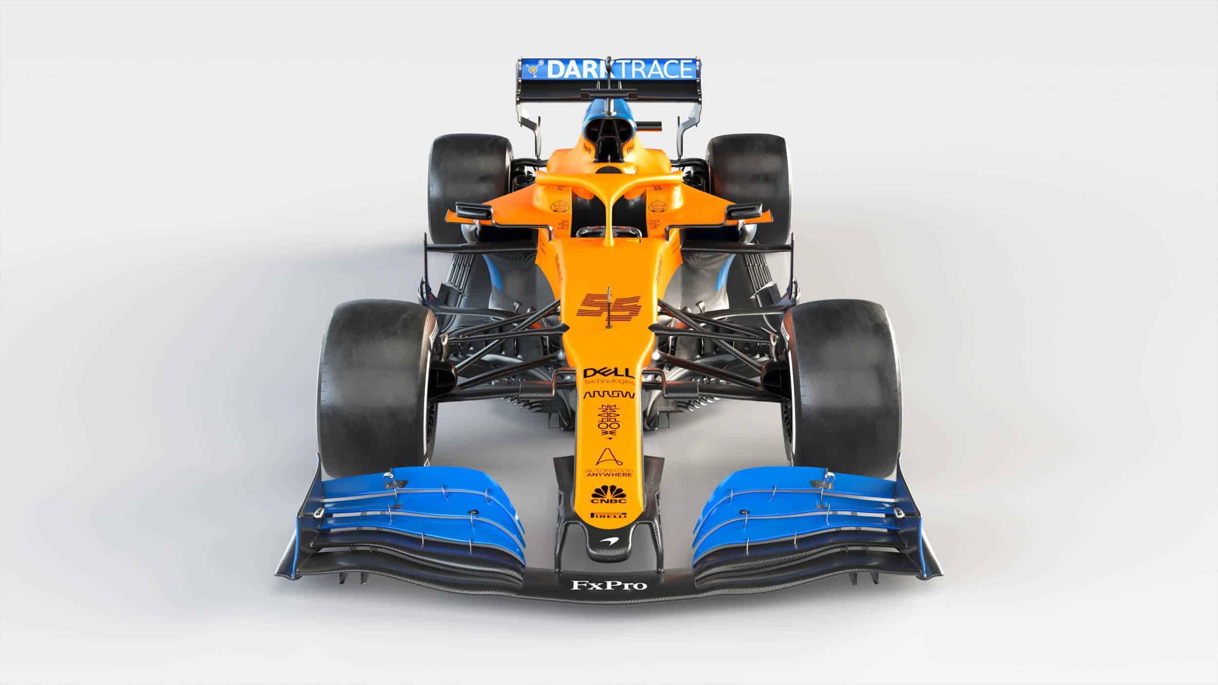 McLaren F1 2020 MCL35 2 Photo McLaren