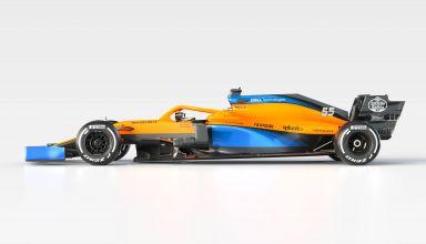 McLaren F1 2020 MCL35 3 Photo McLaren