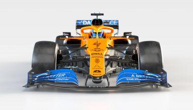 McLaren F1 2020 MCL35 4 Photo McLaren