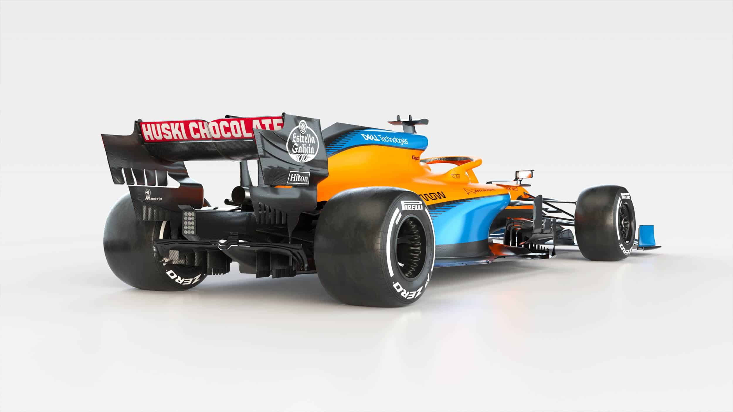 McLaren F1 2020 MCL35 5 Photo McLaren