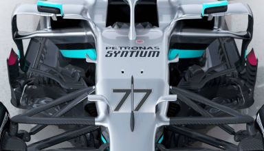 Mercedes F1 W11 F1 2020 4 Photo Daimler