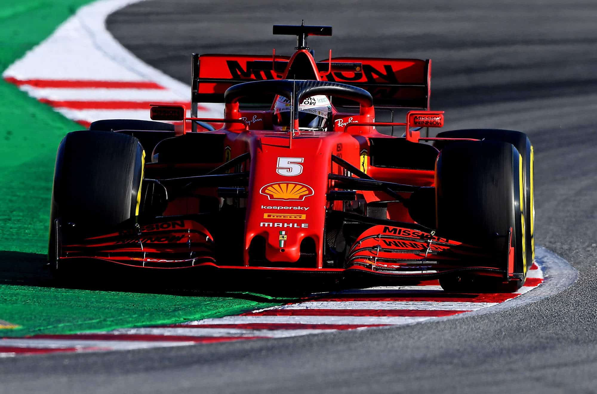 Vettel-Ferrari-SF1000-Barcelona-Test-1-Day-2-Photo-Ferrari