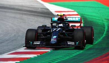 Bottas Mercedes Austrian GP F1 2020 race Photo Daimler