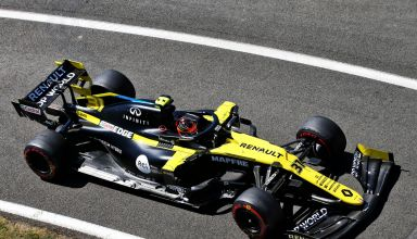 2020 70th Anniversary Ocon Renault Friday Photo Renault