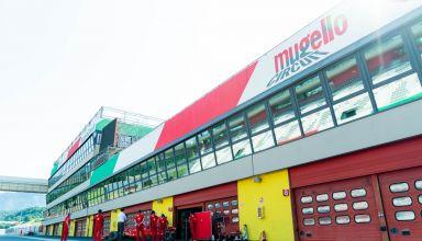 2020 Mugello circuit Ferrari pre-season test Photo Ferrari