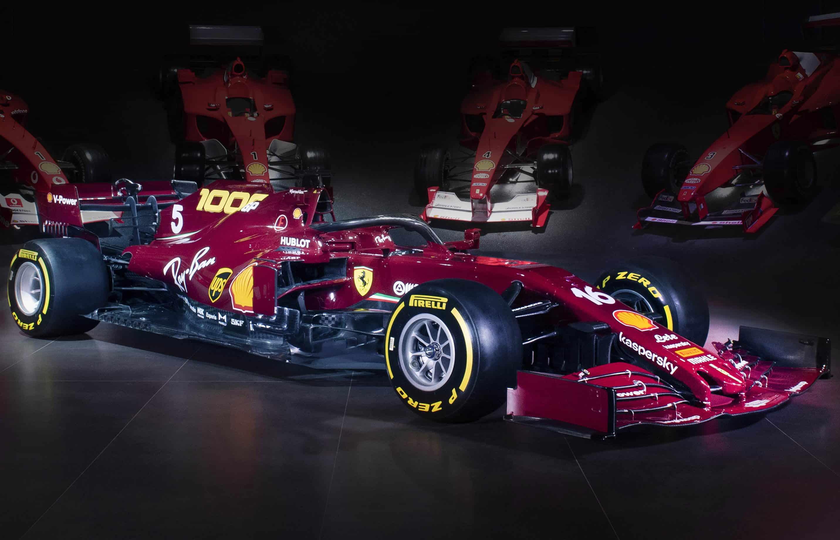 2020 Tuscan GP Ferrari SF1000 special livery zoom hi res Photo Ferrari