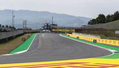 2020 Tuscan GP Mugello circuit Thursday Photo Pirelli