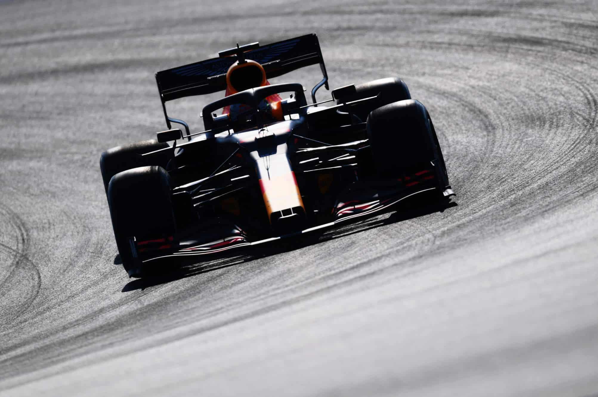 2020 Turkish GP Verstappen Red Bull FP1 Photo Red Bull