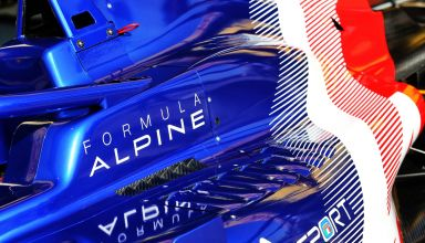 The Formula Regional European Championship by Alpine certified by FIA Imola F1 2020 Photo Renault