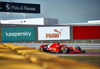 2020 Fiorano Ferrari F1 test SF71H F1 2018 Photo Ferrari