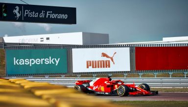 2020 Fiorano Ferrari F1 test SF71H F1 2018 Photo Ferrari