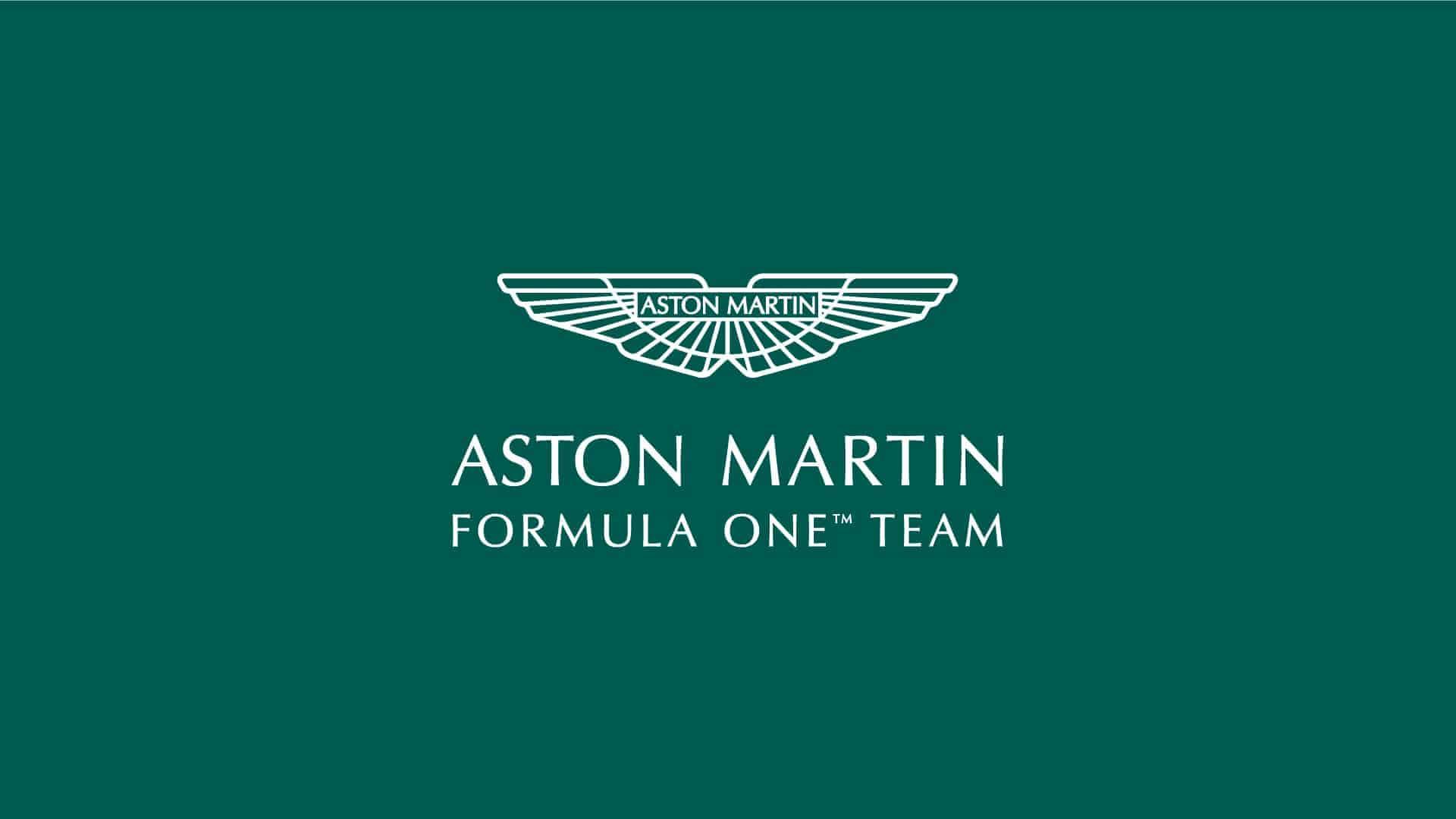 Aston Martin Formula One Team Logo