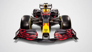 2021 Red Bull RB16B Studio Photo front Photo Red Bull