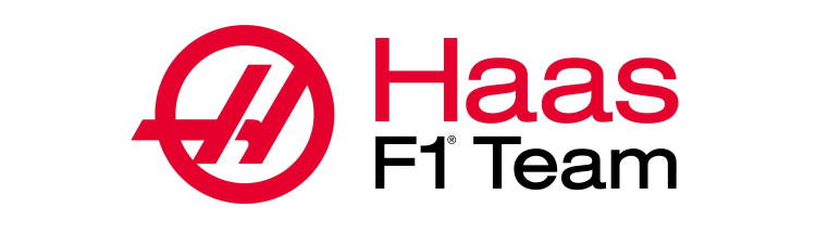 Haas F1 Team logo Photo Haas F1
