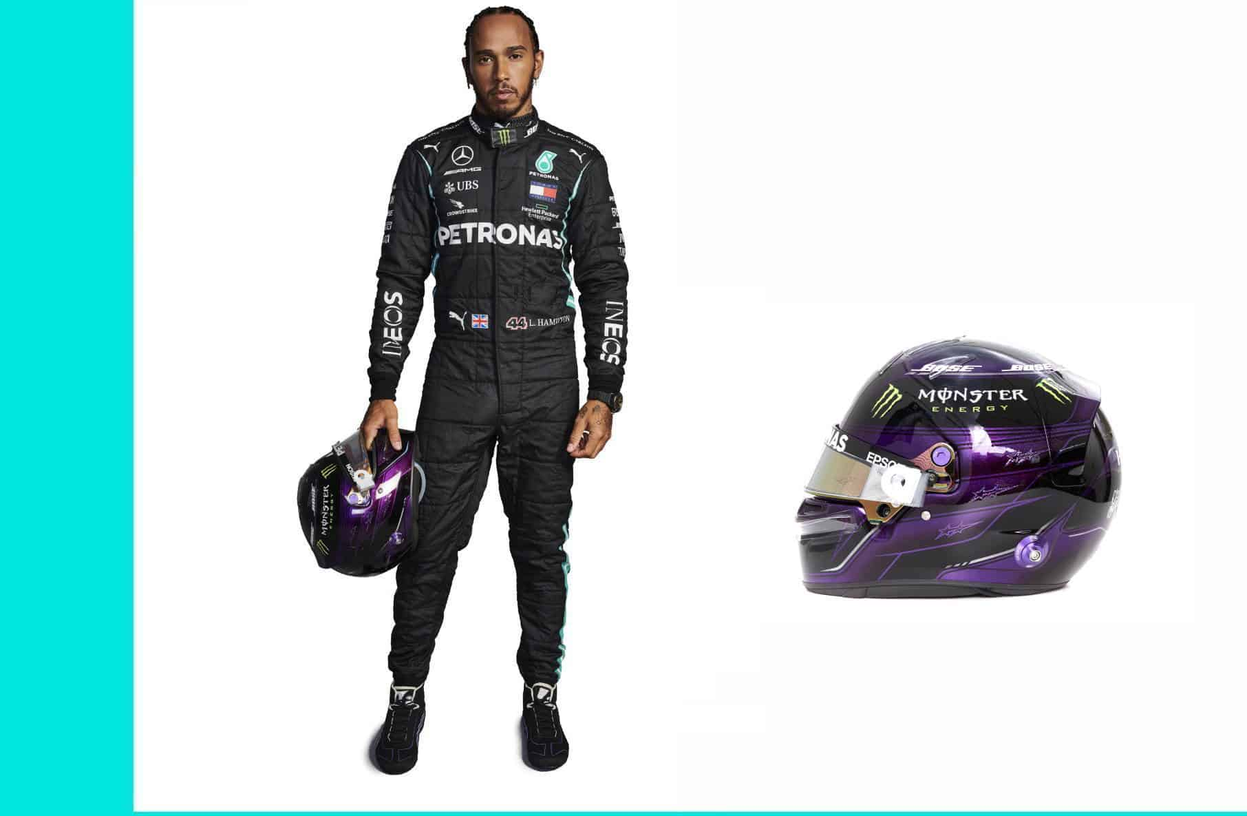 Lewis Hamilton F1 2020 Profile Photo Daimler Edited by MAXF1net