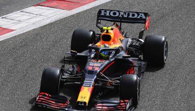 2021 Bahrain F1 Test Sunday Day 3 Perez Red Bull C2 Pirelli Photo Red Bull