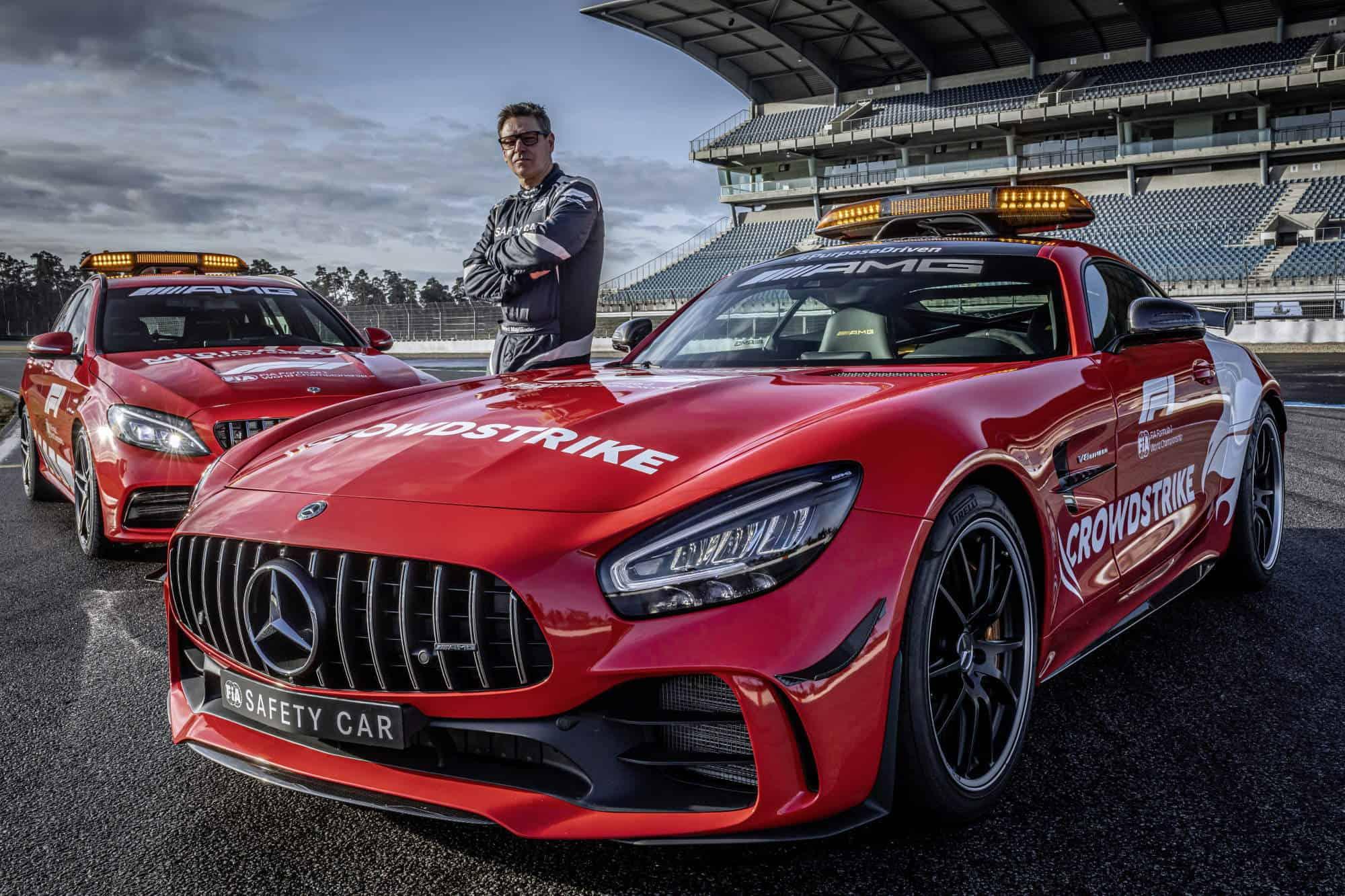 2021 Mercedes safety and medical car 2 Photo Daimler