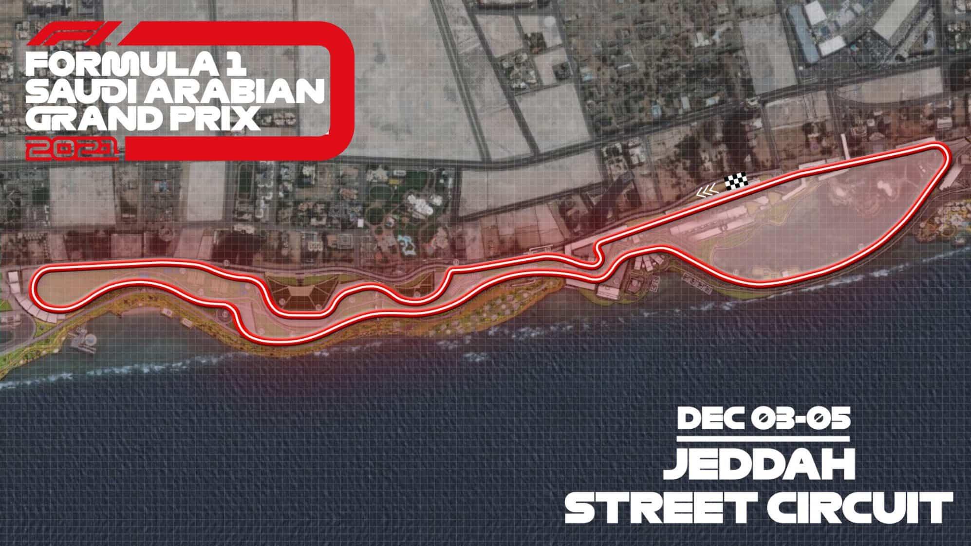Jeddah Street Circuit Dec 03-05 2021 Photo Formula 1 - com