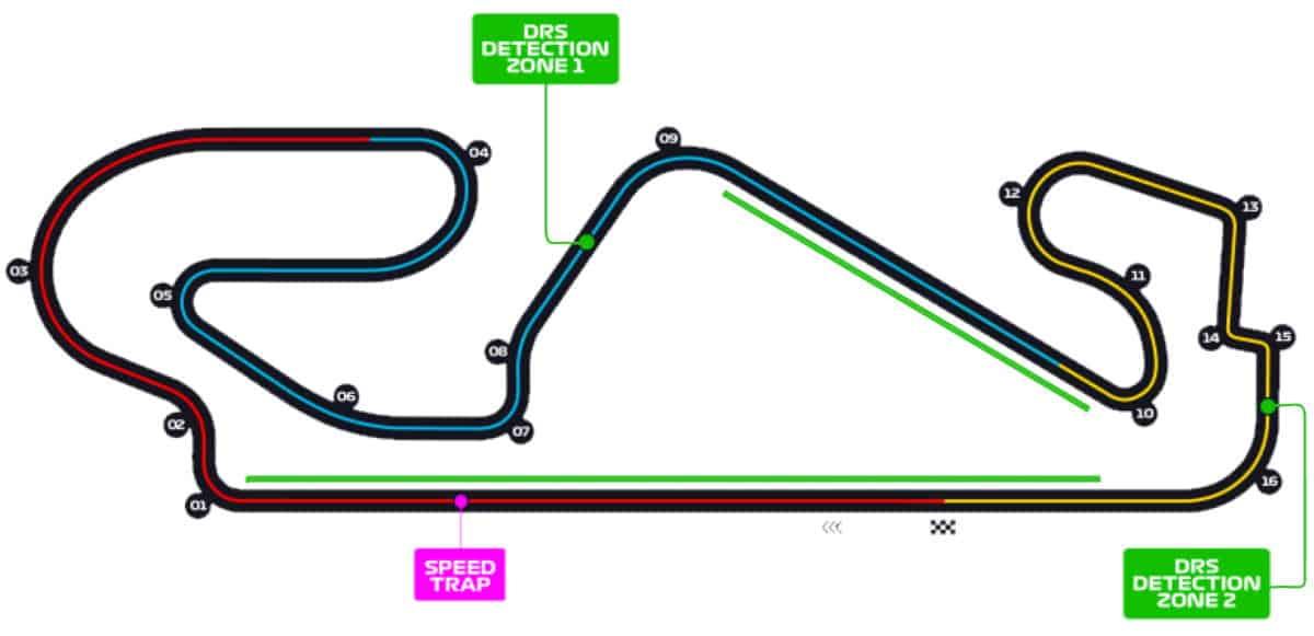 2021 Circuit de Barcelona-Catalunya Photo Formula1-com