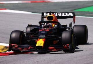 2021 Spanish GP Verstappen Red Bull medium C2 Pirelli Photo Red Bull