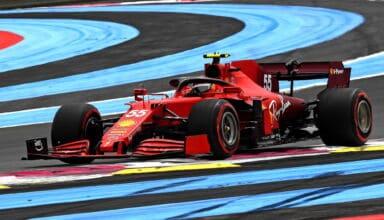 2021-French-GP-Sainz-Ferrari-soft-C4-Pirelli-Photo-Ferrari