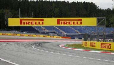 2021 Austrian GP Pirelli Thursday preview Photo Pirelli