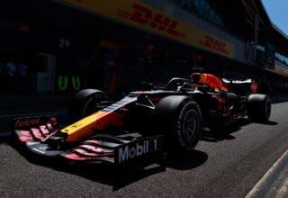 2021 British GP Verstappen Red Bull FP2 hard Pirelli C1 Photo Red Bull