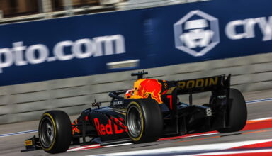 2021 F2 Russian GP Liam Lawson Red Bull Hitech GP Photo Red Bull