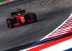 2021 US GP Leclerc Ferrari Photo Ferrari